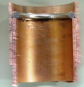 Cross Section of Tube-To-Tube Joint with Pre-placed Ring Inside